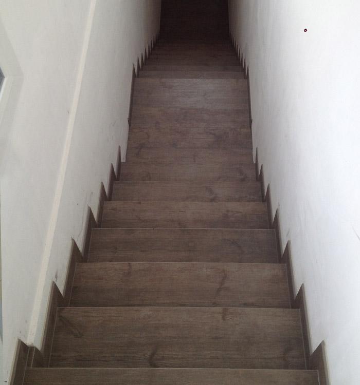 Oliveira carrelage et r novation home - Renovation escalier carrelage ...